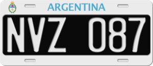 Pago patente argentina
