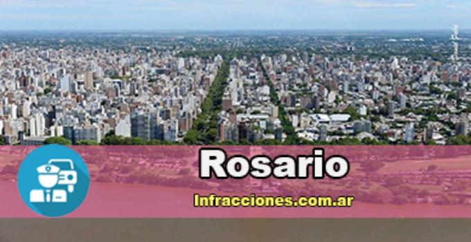 Infracciones de Rosario