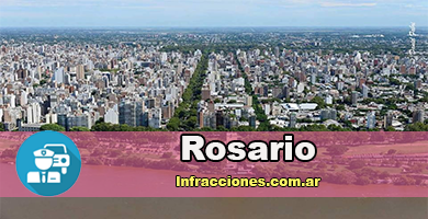infracciones rosario